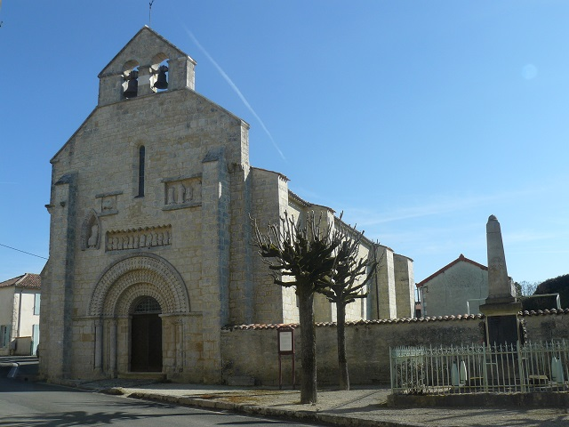 eglise façade